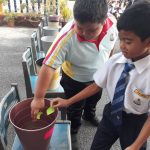 Murid SK Kuala Perlis 'Turun Mengundi'